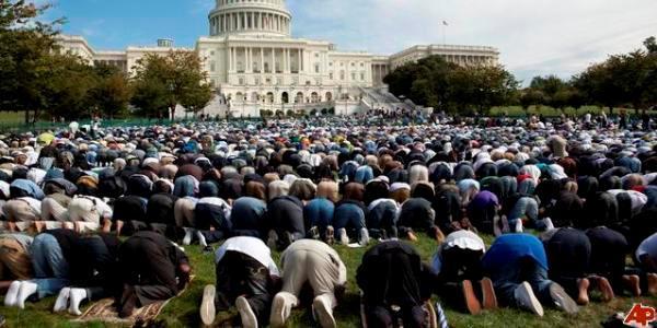 muslims us capitol