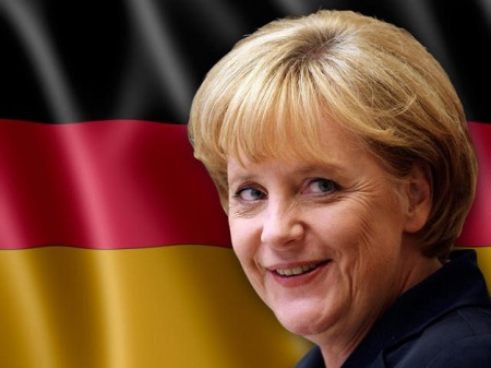Germany - Angela Merkel - ISIS