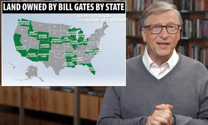 Taking down of Bill Gates' empires